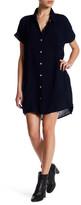 Allen Allen Short Sleeve Dress (Petite)