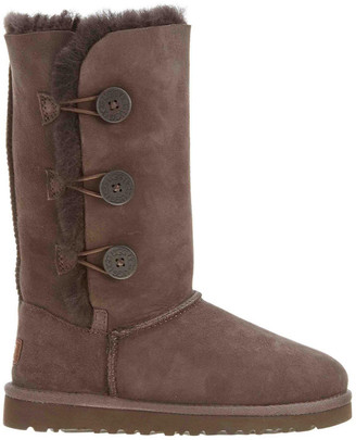 UGG Bailey Button Triplet Suede Boot