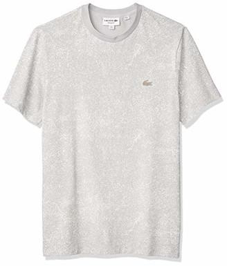 Lacoste Men's Motion Short Sleeve Quick Dry T-Shirt