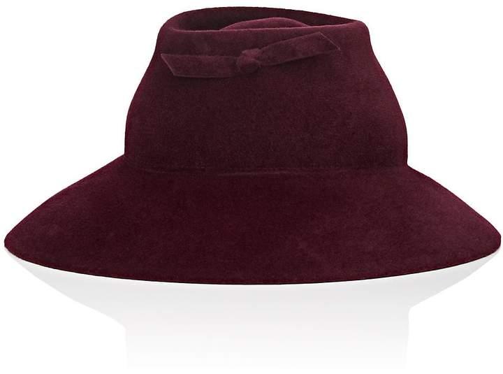 Jennifer Ouellette Women's The Lombard Fur Felt Hat
