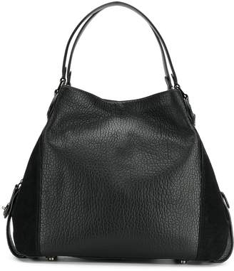 Coach magnetic closure tote