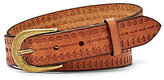 Fossil Emi Embossed Belt