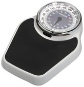 Salter Large Dial Mechanical Scale Black & Silver
