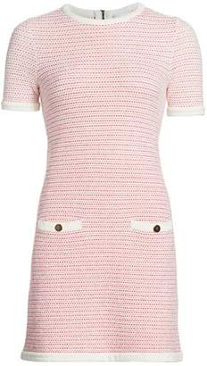 Milly Tweed A-Line Dress