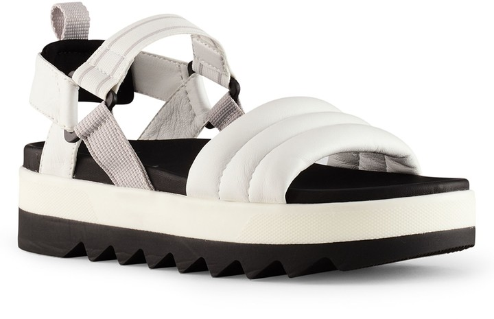 Cougar Open-Toe Strap Sandals - Pippy