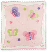 Artwalk Art Walk Kids' Butterfly Scalloped Blanket