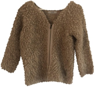 Humanoid Pink Wool Jacket for Women