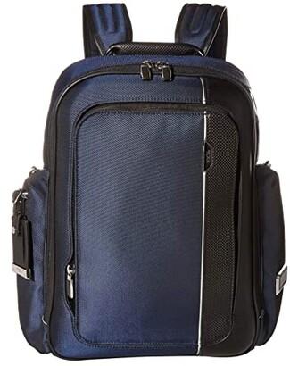 Tumi Arrive Larson Backpack (Black) Backpack Bags