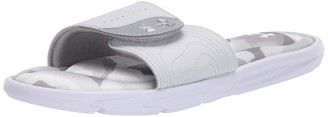 Under Armour Women's Ignite IX Spectrum Slide Sandal