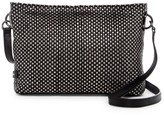 Cole Haan Benson Woven Leather Crossbody