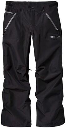 Burton GORE-TEX(r) Stark Pants (Little Kids/Big Kids) (True Black) Kid's Casual Pants