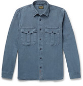 Jean Shop Barry Cotton-Twill Overshirt