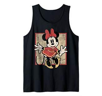 Disney Minnie Mouse Year Of The Mouse Portrait Tank Top