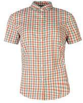 Odlo Womens Alley Shirt Outdoor Short Sleeve Walking Trekking Hiking Top