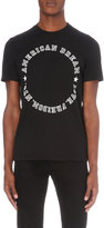 Givenchy American Dream Cotton-jersey T-shirt