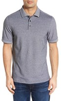 Nordstrom Men's Classic Regular Fit Oxford Pique Polo