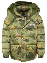 Penfield Vintage Camo Bowerbridge Hooded Jacket