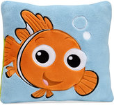 Disney Finding Nemo Embroidered Appliqué Plush Decorative Pillow