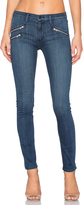 Black Orchid Billie Zip Skinny