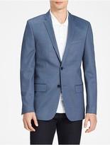 Calvin Klein Slim Fit Nailhead Knit Jacket