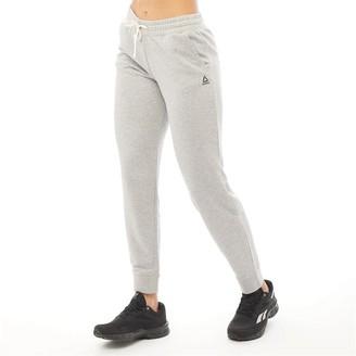Reebok Womens Training Essentials French Terry Sweat Pants Medium Grey Heather