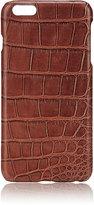 Hadoro Men's Alligator iPhone® 6 Plus/6s Plus Case-BROWN