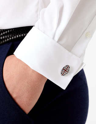 Marks and Spencer Union Jack Cufflinks