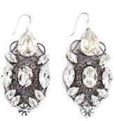 Anton Heunis Intricate Crystal Earrings