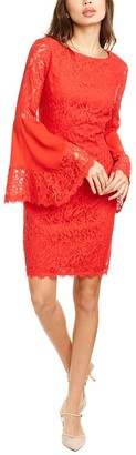 Shani Boho Sleeve Shift Dress