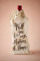 BHLDN Matron of Honor Wine Bag