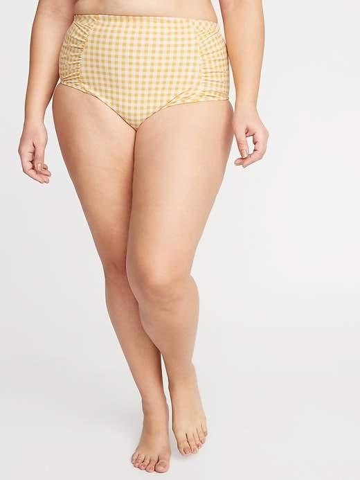 3259ddc2e5d Beige Plus Size Swimsuits - ShopStyle