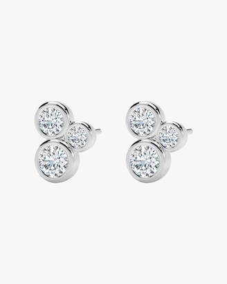 Forevermark The TributeCollection Three-Stone Earrings