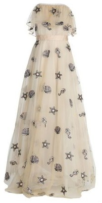 SPACE SIMONA CORSELLINI Long dress