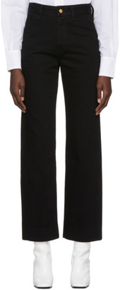 Simon Miller Black W012 Jeans