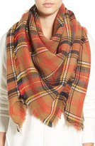 BP Women's 'Autumn' Plaid Scarf