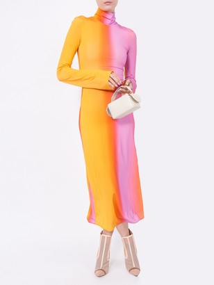 Ellery Bach Tie-dye Dress