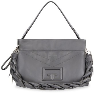 Givenchy Medium ID93 Leather Top Handle Bag