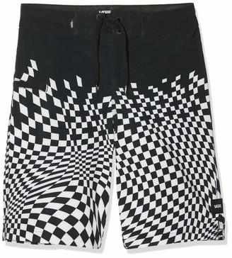 Vans Boy's Pixelated Boardshort Shorts