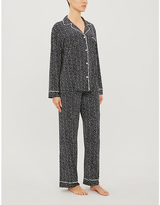 Eberjey Eb Sleep Chic Long Pj Set