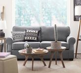 Pottery Barn SoMa Fremont Roll Arm Upholstered Sofa