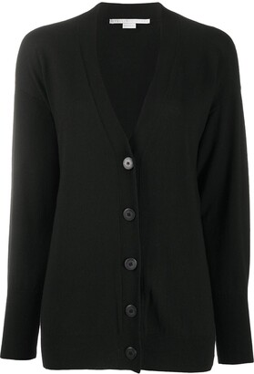 Stella McCartney Logo Band Cardigan