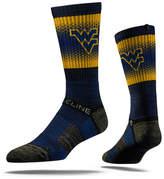 Strideline West Virginia Mountaineers Crew Socks Ii