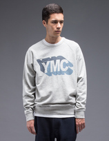 YMC Shadow Sweatshirt