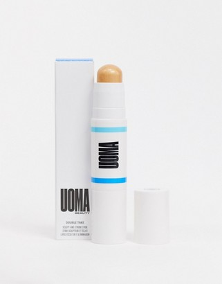 Uoma Beauty Double Take Sculpt and Strobe Stick - Fair Lady