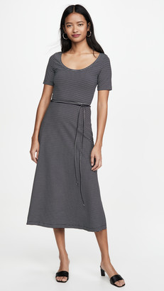 Club Monaco Scoop Neck Dress