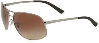 Ray-Ban RB3387 64MM Aviator Sunglasses