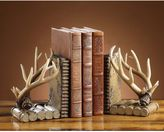 The Woods Crestview Collection Shed's Bridge Bookend Pair