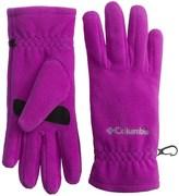Columbia Fast Trek Fleece Gloves (For Women)