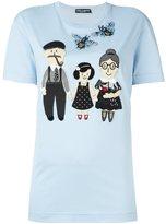 Dolce & Gabbana 'D&G Family' T-shirt