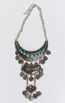MUMU The Turquoise Statement Necklace